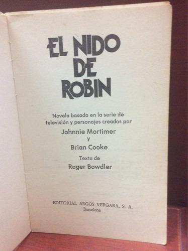 el nido de robin - johnnie mortimer y brian cooke