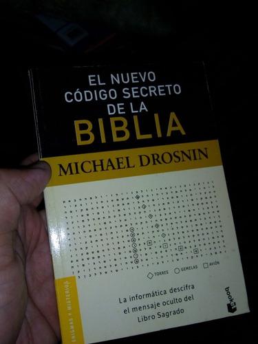 el nuevo código secreto de la biblia. libro. religión