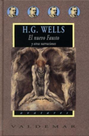 el nuevo fausto, herbert george wells, ed. valdemar