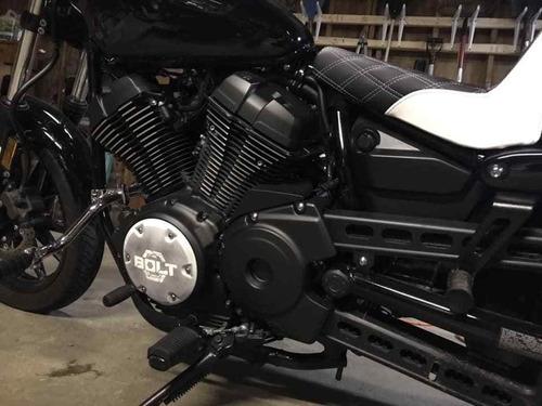 el nuevo motor yamaha bolt 2016 funciona bien y de manera br