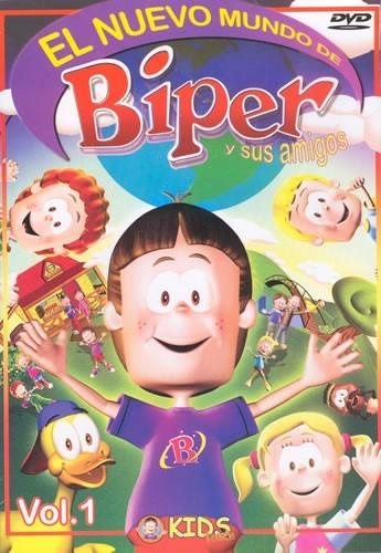 dvd de biper y sus amigos