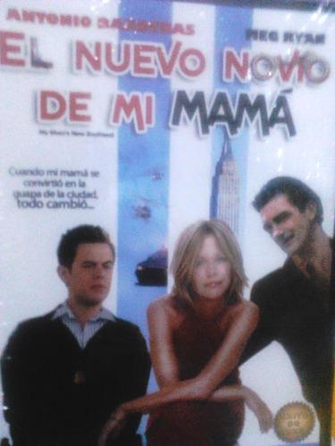 el nuevo novio de mi mamá. dvd original envío gratis $ peli