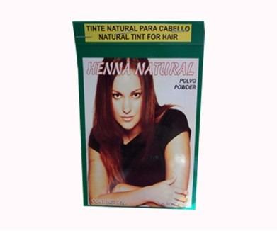 el oasis henna natural 75gr tinte natural para cabello
