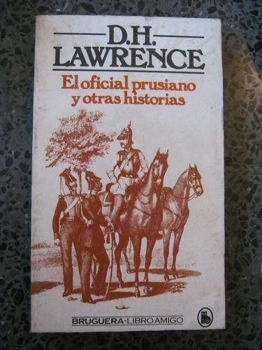 el oficial prusiano y otras historias d. h. lawrence