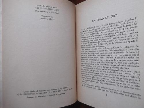 el ojo cosmologico henry miller siglo veinte autor sexus