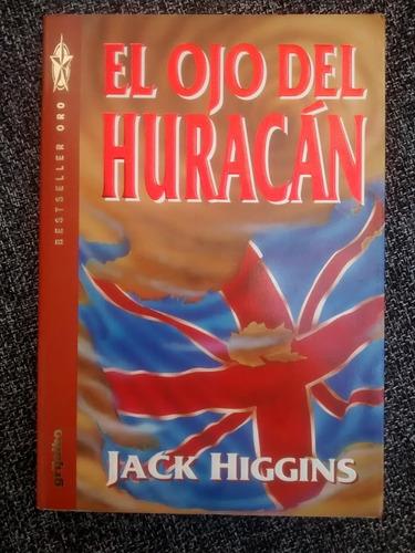 el ojo del huracán. jack higgins.