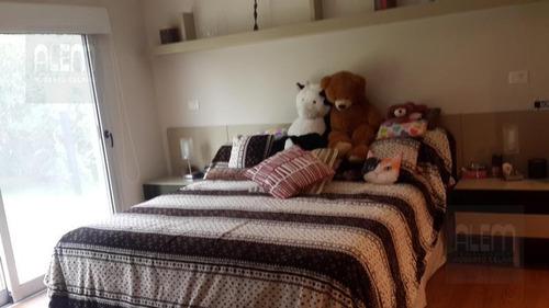 el ombu | sobre gran lote | 3 dorm. |principal en suite en pb