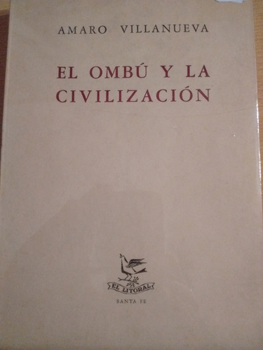 el ombú y la civilización amaro villanueva
