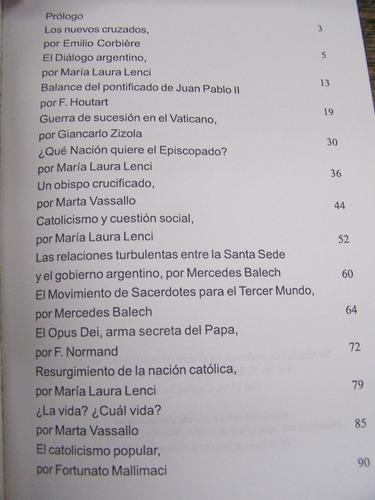 el opus dei y la restauracion catolica * varios autores *