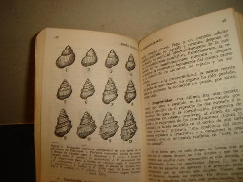 el origen de las especies - émile guyénot