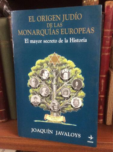 el origen de las monarquias europeas