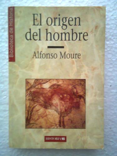 el origen del hombre - alfonso moure - san telmo / belgrano