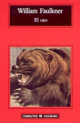 el oso - william faulkner
