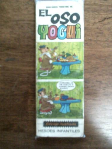 el oso yogui libro con ilustraciones edita bruguera españa