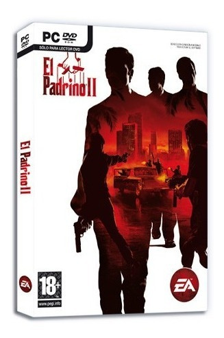 el padrino 2 juego pc original fisico accion electronic arts