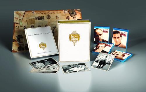 el padrino the godfather trilogía edición 40 aniversario br