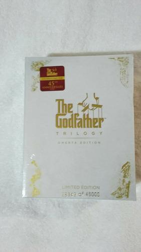 el padrino the godfather trilogía edición 45 aniversario br