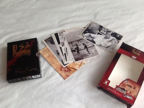 el padrino trilogia dvd box set