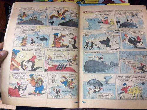 el pájaro loco año v no 80 cómic antiguo año 1975 novaro