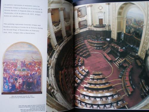 el palacio legislativo estética democrática de 1998 bilingüe