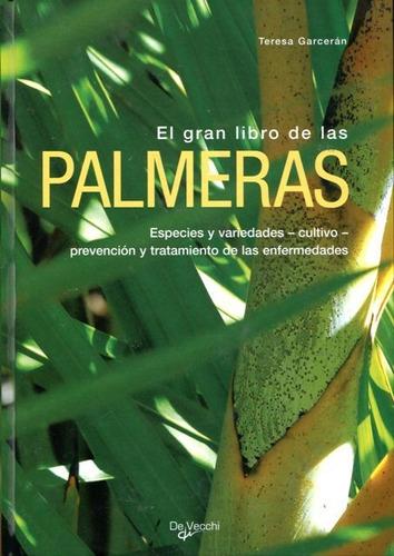 el palmeras gran libro de las, teresa garceran, vecchi