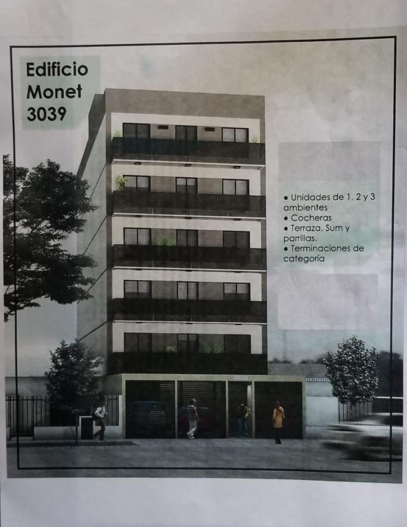 el palomar edificio a estrenar departamentos de 1, 2 y 3 ambientes en pozo financiados!! consulte  f: 7754