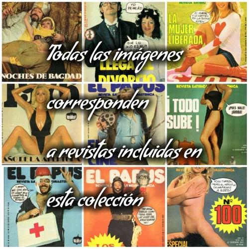 el papus 415 revistas antiguas satiricas digitalizadas