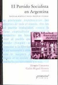 el partido socialista en argentina. herrera - camarero.