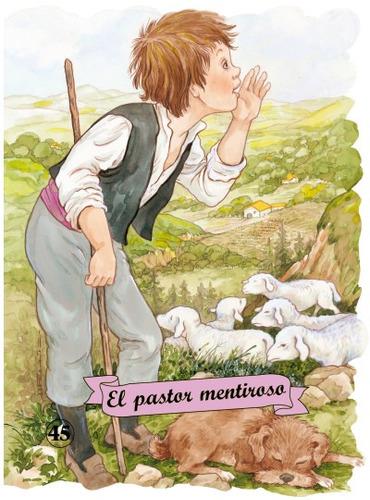 el pastor mentiroso(libro infantil)