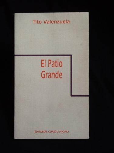 el patio grande - tito valenzuela - 1997