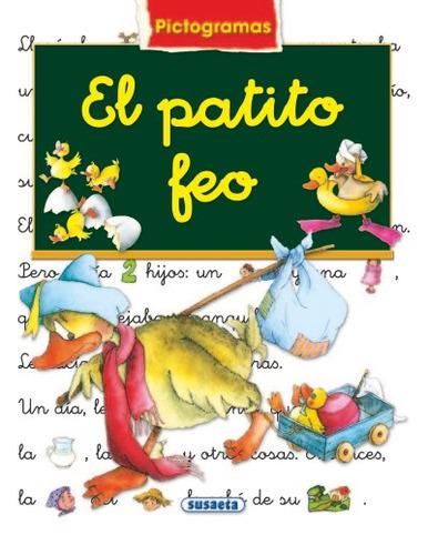 el patito feo(libro infantil y juvenil)