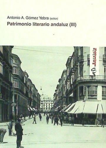el patrimonio literario andaluz iii(libro )