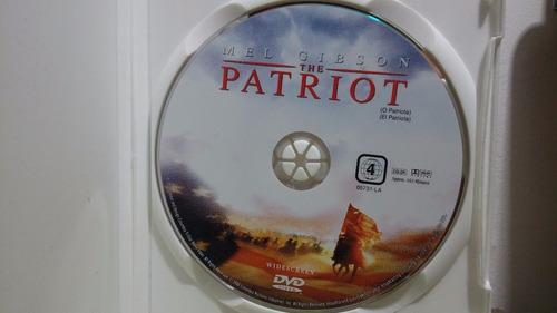el patriota pelicula dvd
