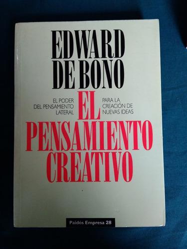 el pensamiento creativo edward de bono    #64