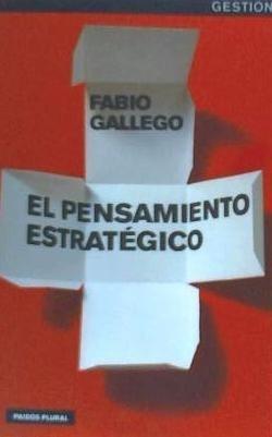 el pensamiento estratégico(libro )