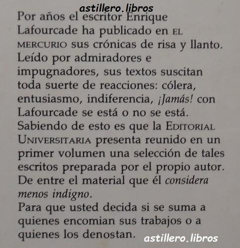 el pequeño lafourcade ilustrado- enrique lafourcade