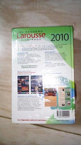 el pequeño larousse ilustrado, multimedia 2010