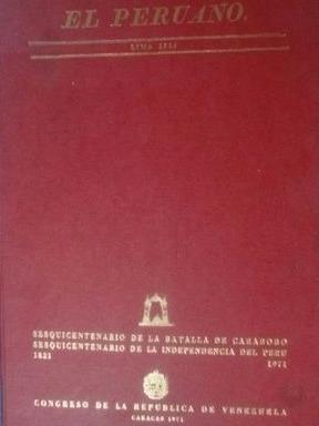 el peruano lima 1826 facsimilar pb193