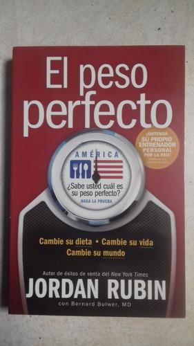 el peso perfecto: américa (libro nuevo)