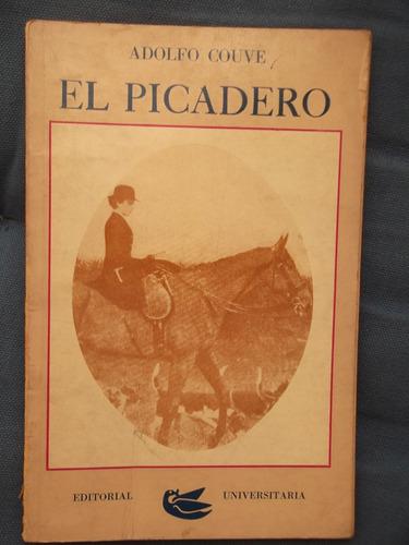 el picadero adolfo couve 1974 primera edición