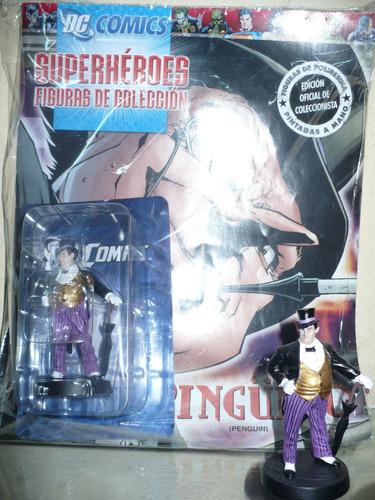 el pinguino colección el tiempo dc comics 2010
