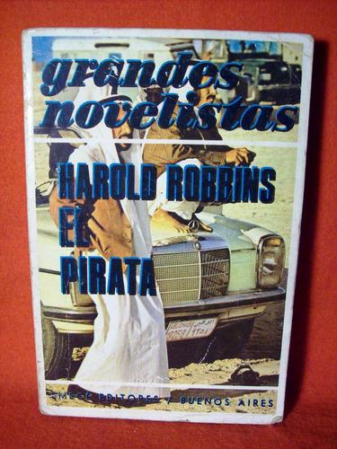 el pirata harol robbins editorial emecé buenos aires 1975