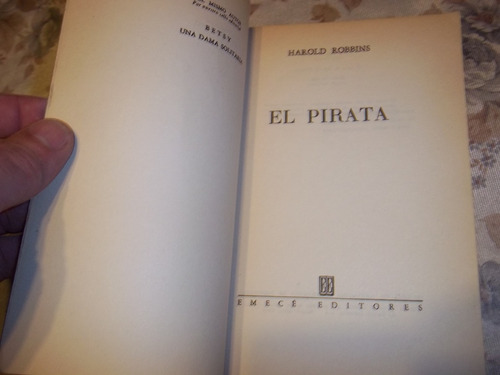 el pirata - harold robbins