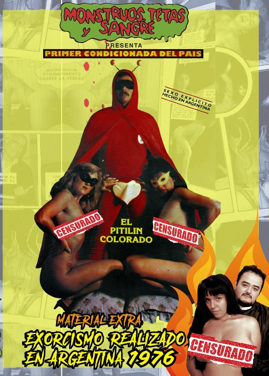 Argentina Porno Peliculas el pitilin colorado dvd primera pelicula xxx argentina porno