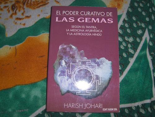 el poder curativo de las gemas harish johari (nuevo)