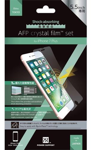 el poder de apoyo con amortiguador de afp crystal cinematogr