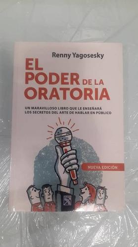 el poder de la oratoria- renny yagosesky