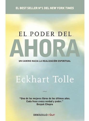 el poder del ahora - eckhart tolle - de bolsillo - libro