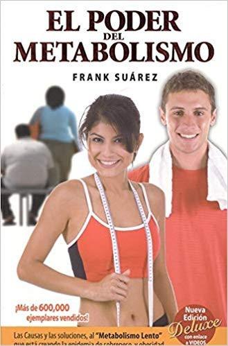 el poder del metabolismo libro pdf + regalo 4 ebook f suárez