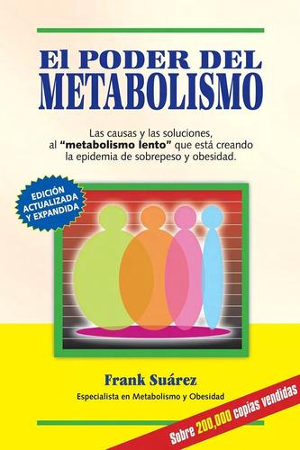 el poder del metabolismo, por frank suárez